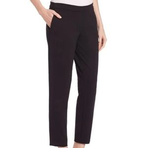 Theory Black Slim Dress Pants